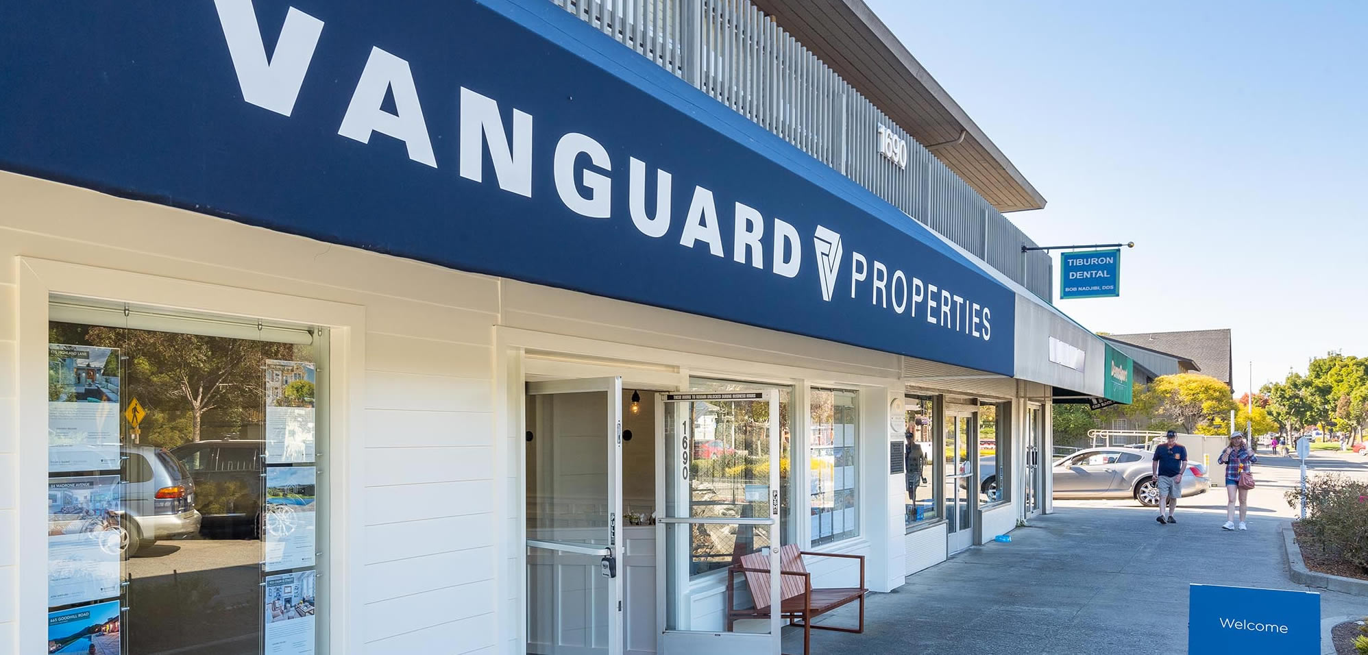 Vanguard Properties Tiburon Office